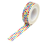 Queen and Company - Trendy Tape - Rainbow Dots