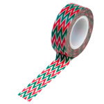 Queen and Company - Trendy Tape - Christmas - Holiday Chevron