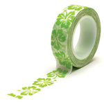 Queen and Company - Trendy Tape - Hibiscus Green