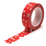 Queen and Company - Trendy Tape - Stars Red