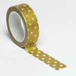 Queen and Company - Trendy Tape - Stars Gold