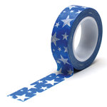 Queen and Company - Trendy Tape - Stars Blue