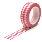 Queen and Company - Trendy Tape - Diamonds Pink