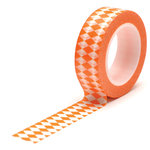 Queen and Company - Trendy Tape - Diamonds Orange