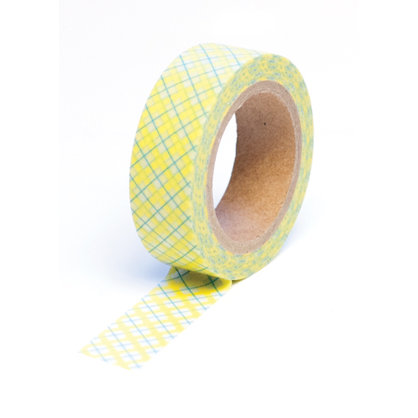 Queen and Company - Summer Collection - Trendy Tape - Argyle Summer