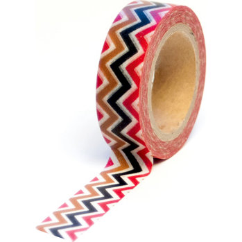 Queen and Company - Pets Collection - Trendy Tape - Zig Zag