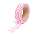 Queen and Company - Trendy Tape - Stripes Pink
