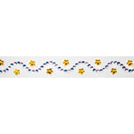 Queen and Company - Twinkle Border - Self Adhesive Rhinestone Border - Baby