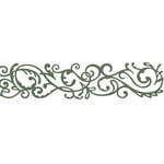 QuicKutz - Cookie Cutter Dies - 12 Inch Border - Flourish, CLEARANCE