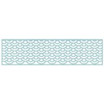 Lifestyle Crafts - Cookie Cutter Dies - Border - Waves