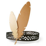Lifestyle Crafts - Die Cutting Template - Feather Headband