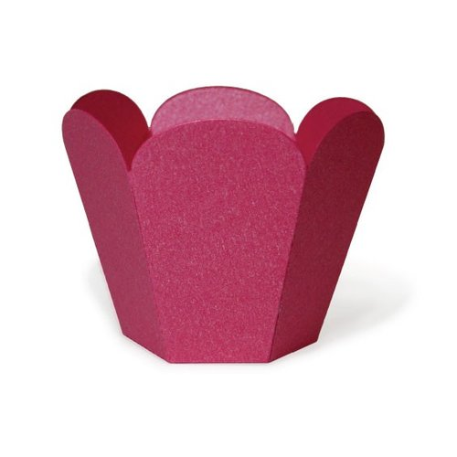 Lifestyle Crafts - Quickutz - Cookie Cutter Dies - Petal Container