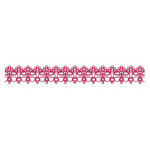 Lifestyle Crafts - Quickutz - Border Dies - Lace