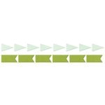 Lifestyle Crafts - Quickutz - Cookie Cutter Dies - Pennant Punches