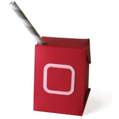 Lifestyle Crafts - Quickutz - Cookie Cutter Dies - Juice Box