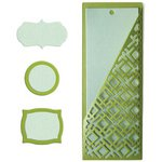 Lifestyle Crafts - Quickutz - Cookie Cutter Dies - Pocket
