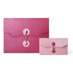 Lifestyle Crafts - Quickutz - Cookie Cutter Dies - Eyelet Envelope Set