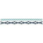 Lifestyle Crafts - Quickutz - Border Dies - Brocade