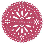 Lifestyle Crafts - Die Cutting Template - Sunrise Doily