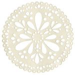 Lifestyle Crafts - Die Cutting Template - Classic Doily
