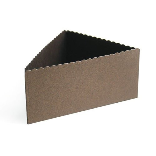 Lifestyle Crafts - Die Cutting Template - Pie Box