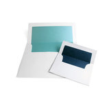 Lifestyle Crafts - QuicKutz - Die Cutting Template - Envelope Liners