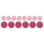 Lifestyle Crafts - Die Cutting Template - Eyelet Circle Punches