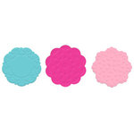 Lifestyle Crafts - Detailz Dies - Die Cutting Template - Doilies
