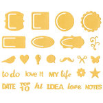Lifestyle Crafts - QuicKutz - It Kits - Cookie Cutter Dies - Clip