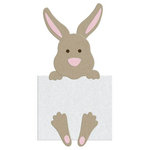 Lifestyle Crafts - Die Cutting Template - Bunny