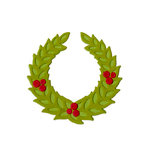 Lifestyle Crafts - Christmas - Die Cutting Template - Wreath