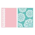 Lifestyle Crafts - Embossing Folders - Doily