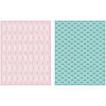 Lifestyle Crafts - GooseBumpz Embossing Folders - Lattice
