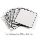 QuicKutz - EZ-Store Die Sheets - Holds 4 Inch Revolution Dies
