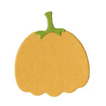 Lifestyle Crafts - Die Cutting Template - Pumpkin