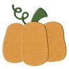 Lifestyle Crafts - Halloween - Die Cutting Template - Pumpkin 2