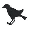 Lifestyle Crafts - Halloween - Die Cutting Template - Crow