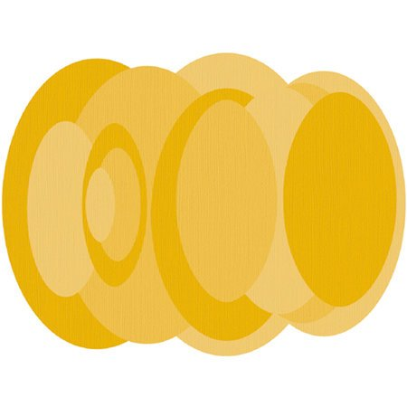 Lifestyle Crafts - Quickutz - Die Cutting Template - Nesting Ovals