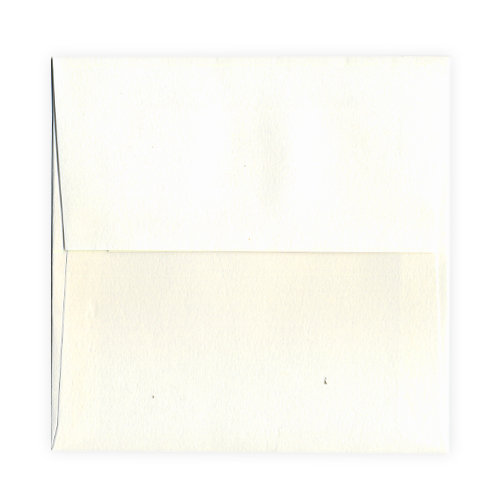 QuicKutz - Letterpress - Envelopes - Square - Cream