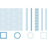 Lifestyle Crafts - Letterpress - Printing Plate Set - Nautical