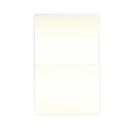 QuicKutz - Letterpress - Paper - A2 Fold - Cream