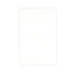 QuicKutz - Letterpress - Paper - A2 Fold - White