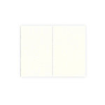 QuicKutz - Letterpress - Paper - Mini Fold - Cream