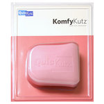 Quickutz - Komfy Kutz Hand Tool Accessory - Pink, CLEARANCE