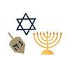 Lifestyle Crafts - Die Cutting Template - Hanukkah