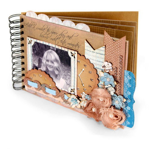 Quick Quotes - Spiral Bound Album Kit - Add a Smile