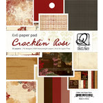 Quick Quotes - Cracklin Rose Collection - 6 x 6 Paper Pad