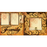 Quick Quotes - 12 x 12 Double Page Layout Kit - Family