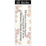 Quick Quotes - Fall Collection - Vellum Quote Strip - The Leaves Are
