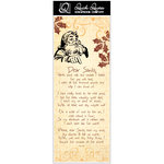 Quick Quotes - Christmas Collection - Vellum Quote Strip - Dear Santa